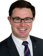 The Hon. David Littleproud MP