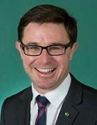 Photo of The Hon David Littleproud MP